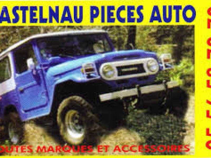 Castelnau Pièce Auto