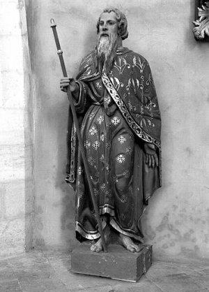 Statue de St Pierre