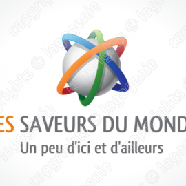 Logo saveur du monde