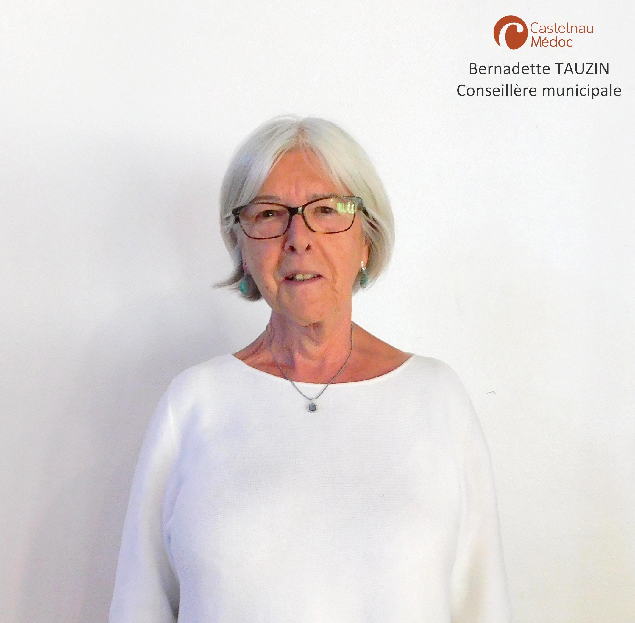 Bernadette TAUZIN