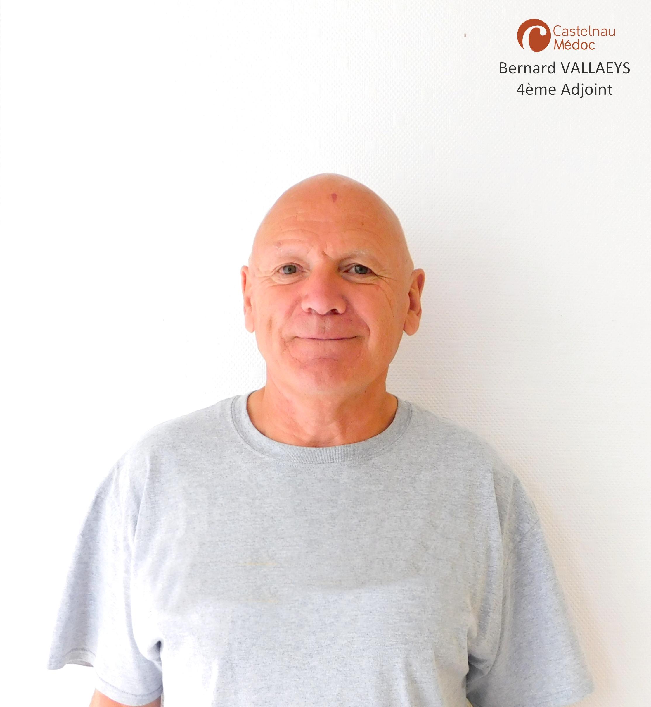 Bernard VALLAEYS