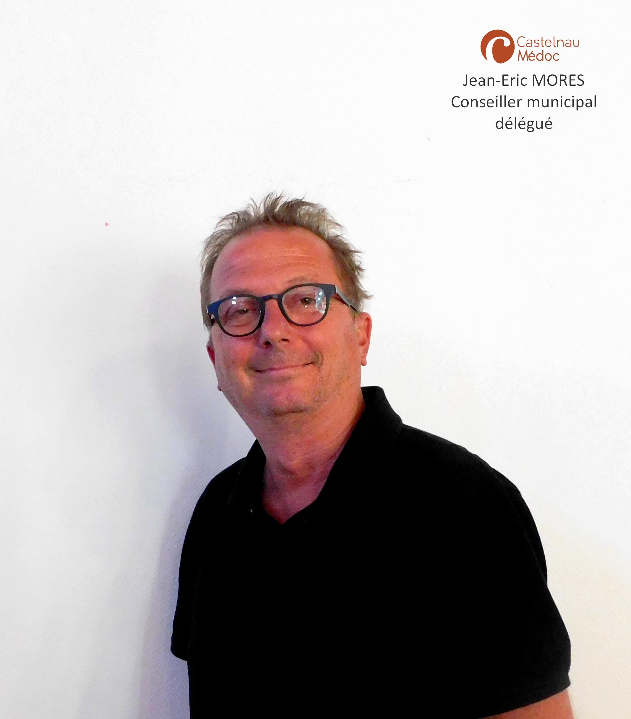 Jean-Eric MORES