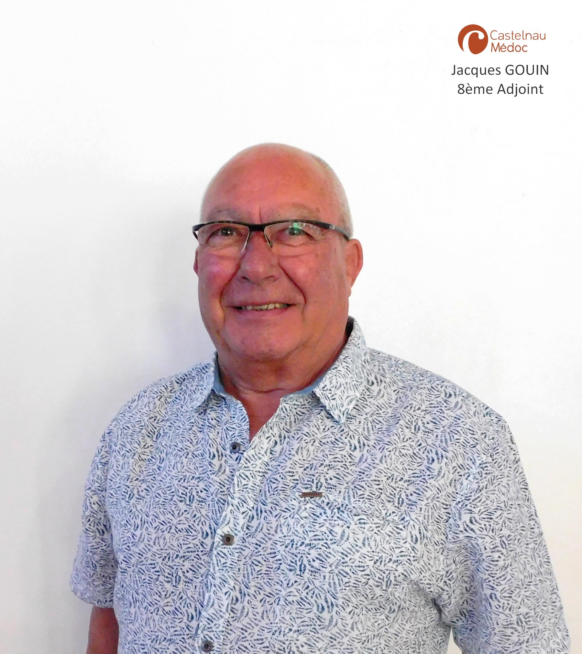 Jacques GOUIN