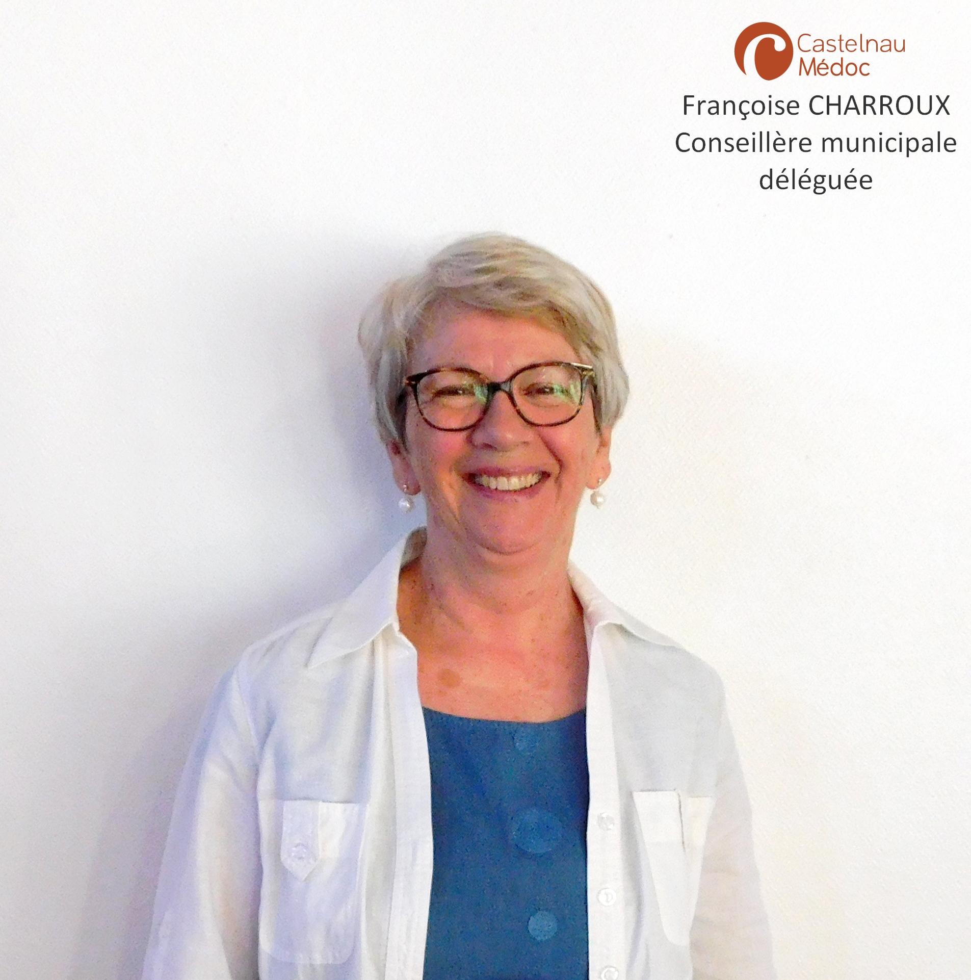 Françoise CHARROUX