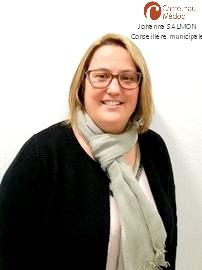 Johanna SALMON