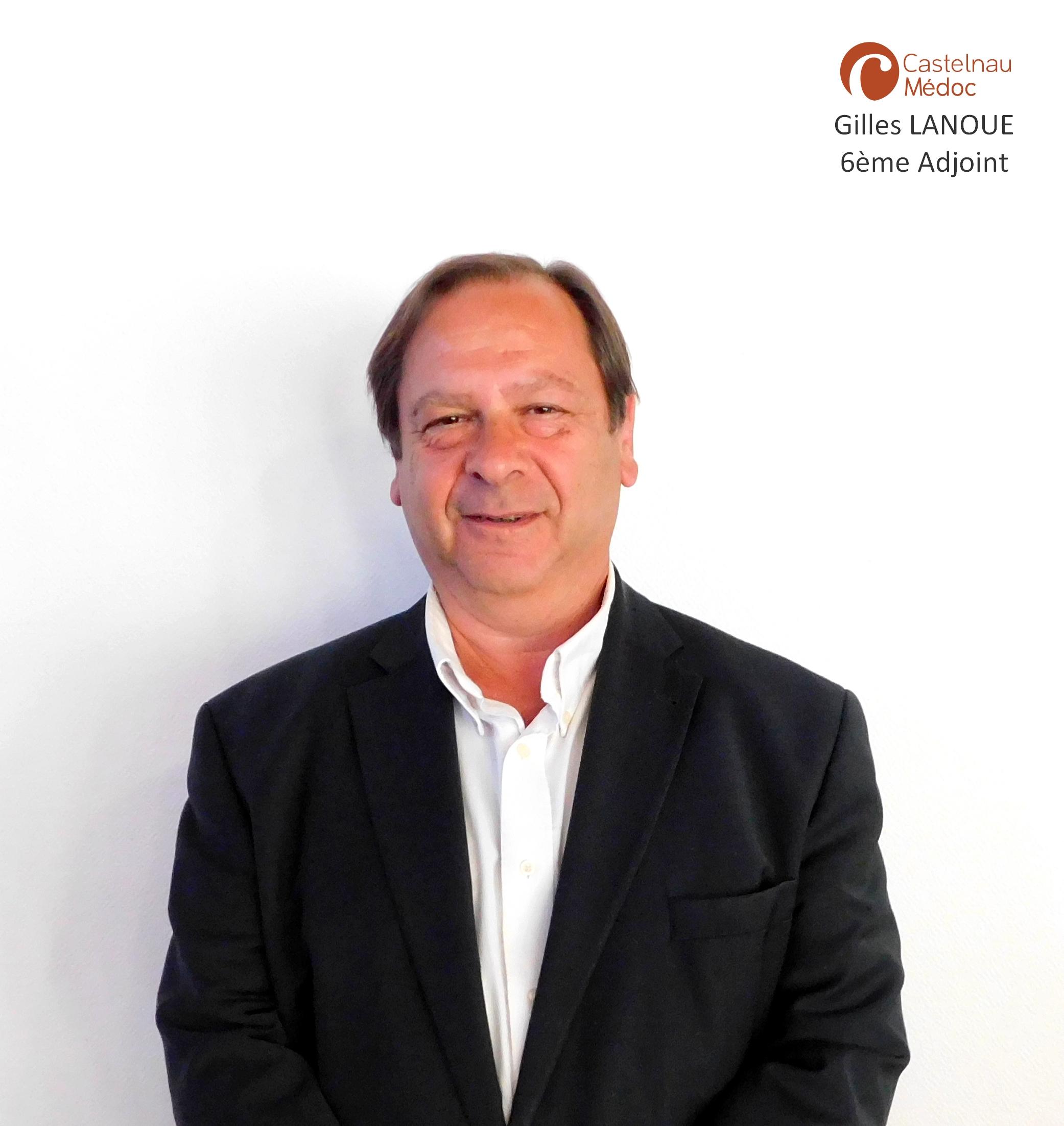 Gilles LANOUE